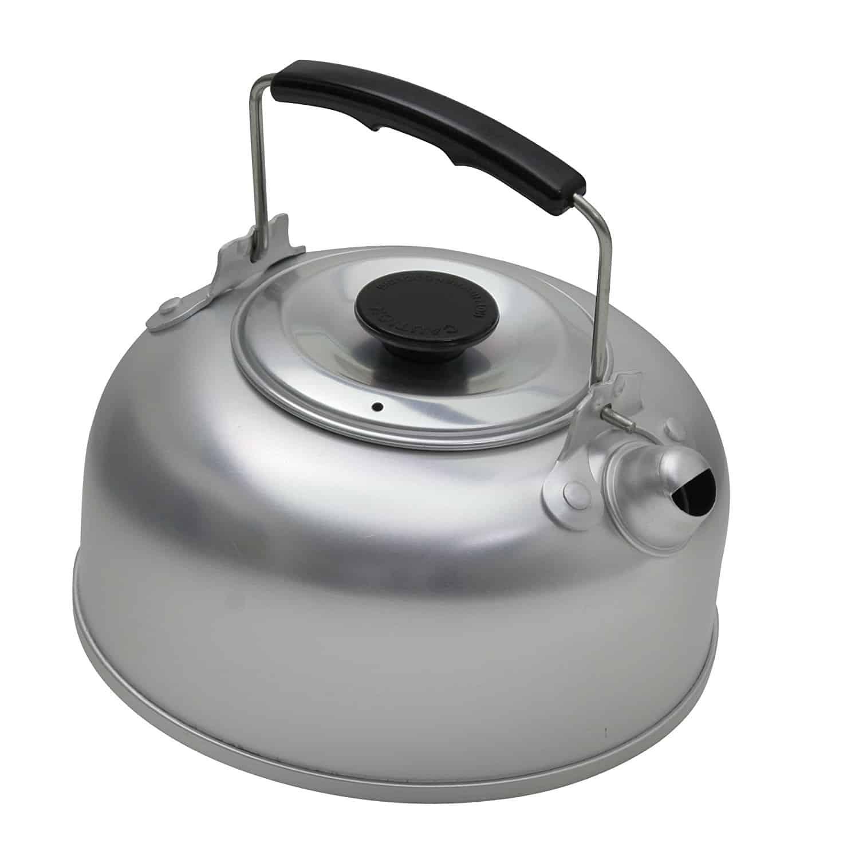 aluminium camping wasserkessel 0 95 liter ratgeber back fen k chenger te. Black Bedroom Furniture Sets. Home Design Ideas
