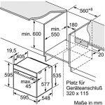 Bosch HBG6725S1 im Detail-Check