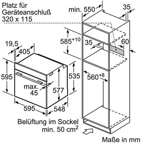 Bosch Hng6764b6 Serie 8 9 Ratgeber Backofen Kuchengerate