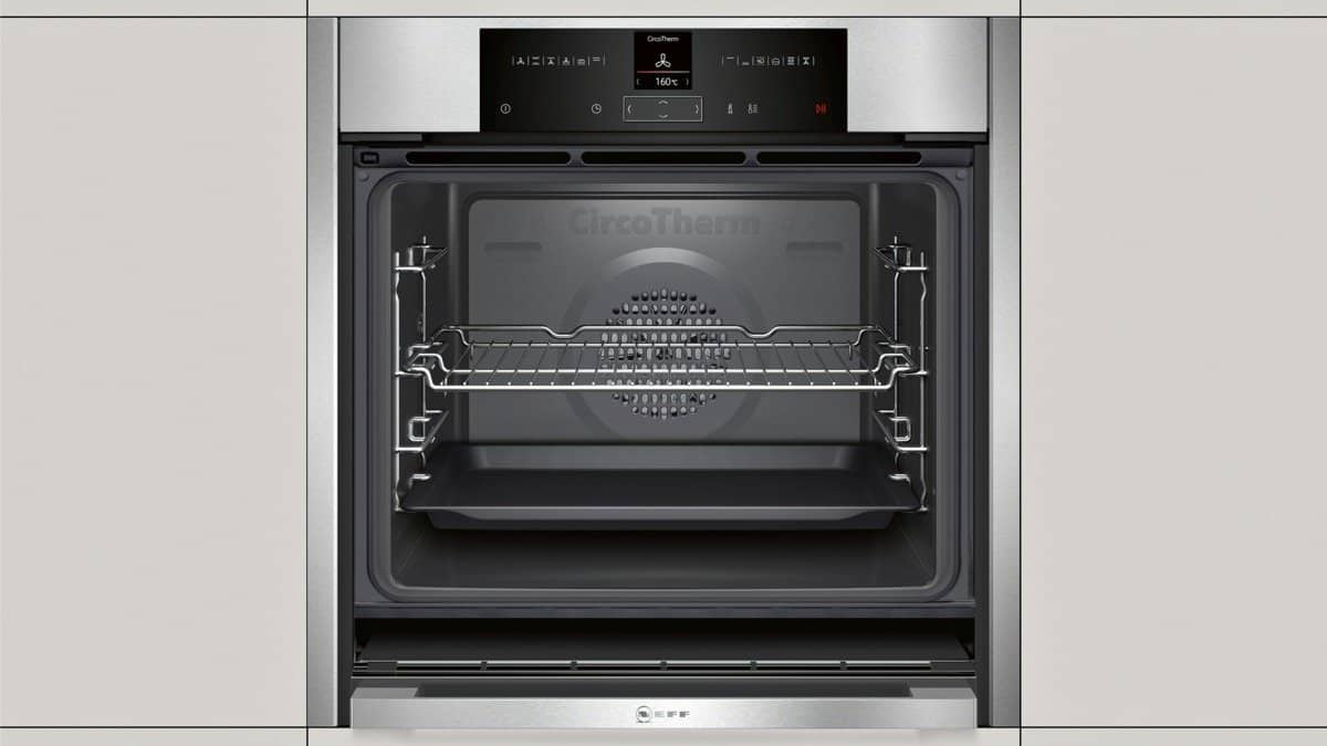 einbaubackofen neff bcr 4522 n test ratgeber. Black Bedroom Furniture Sets. Home Design Ideas