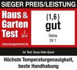 SV 1 Precise Sous-Vide Garer von Steba im Detail-Check