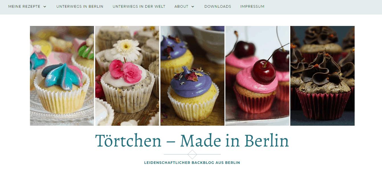 "Top Back Blogs: ""Bakers gonna bake bake bake"", – Interview mit Nina Bechtle von toertchenmadeinberlin.com"