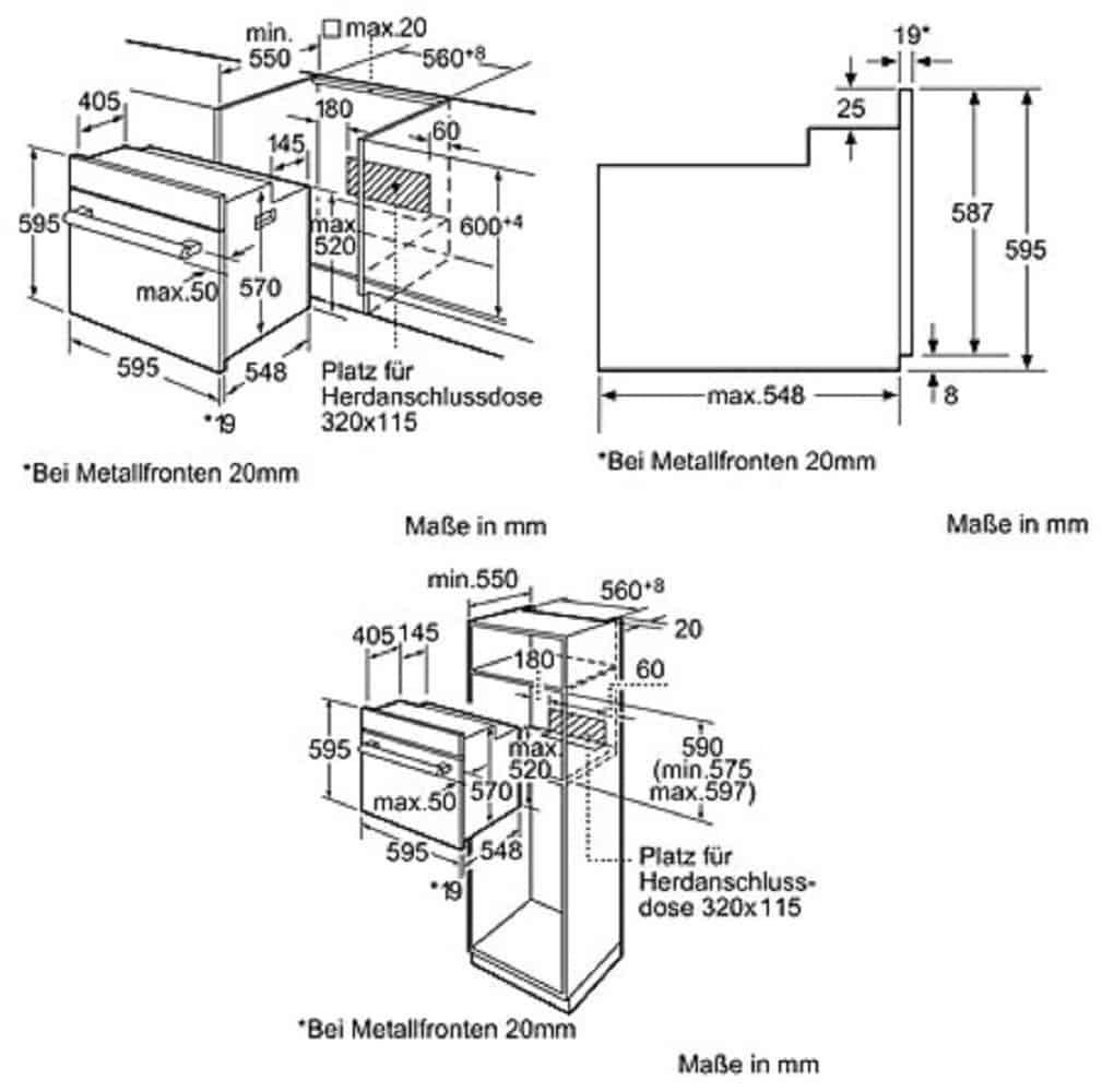 siemens hb10ab520 test ratgeber. Black Bedroom Furniture Sets. Home Design Ideas