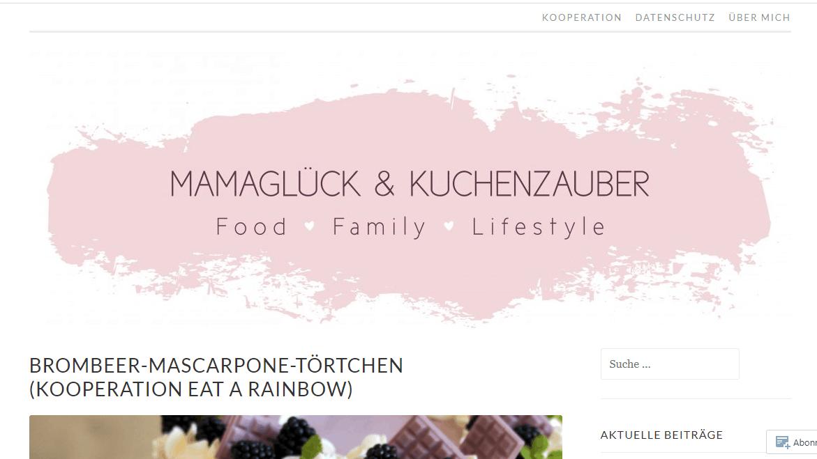 """Top Back Blogs: """"Backliebe""""- Interview mit Christina Rehm von mamaglueck und kuchenzauber"""
